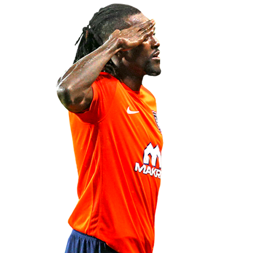 FIFA 18 Emmanuel Adebayor Icon - 84 Rated