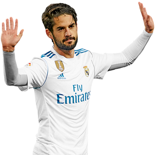 FIFA 18 Isco Icon - 88 Rated