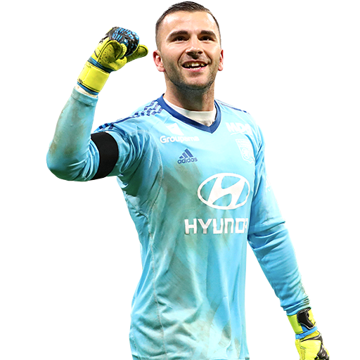 FIFA 18 Anthony Lopes Icon - 91 Rated