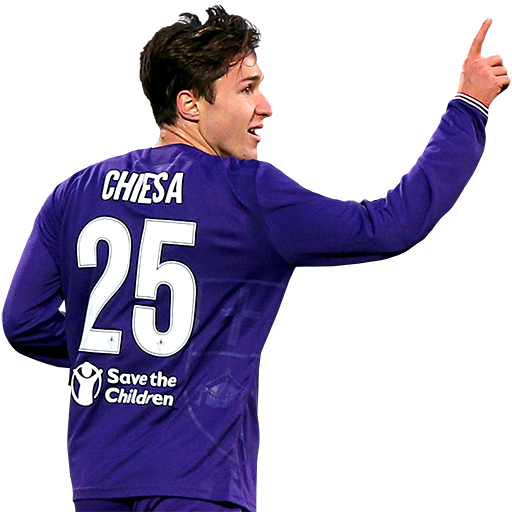 FIFA 18 Federico Chiesa Icon - 90 Rated