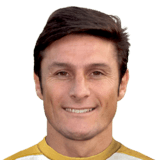 FIFA 18 Javier Zanetti Icon - 92 Rated