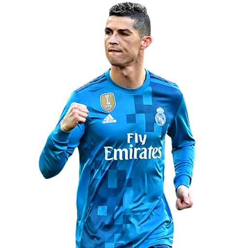FIFA 18 Cristiano Ronaldo Icon - 95 Rated