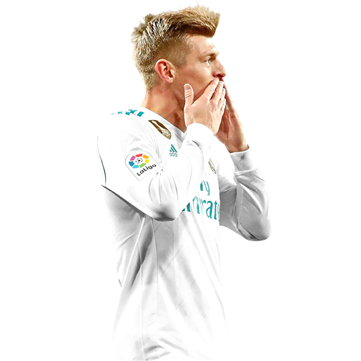 FIFA 18 Kroos Icon - 96 Rated