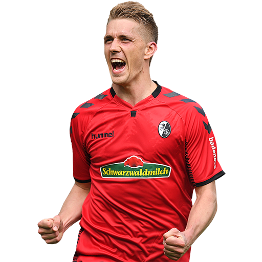 FIFA 18 Nils Petersen Icon - 86 Rated