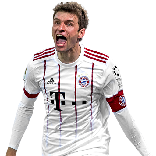 FIFA 18 Thomas Muller Icon - 89 Rated