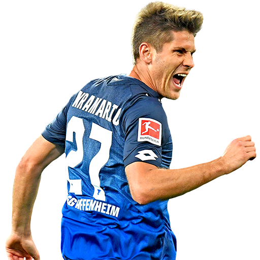 FIFA 18 Andrej Kramaric Icon - 87 Rated