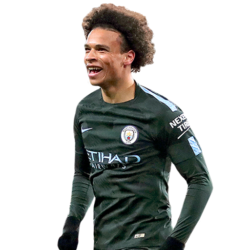FIFA 18 Leroy Sane Icon - 86 Rated