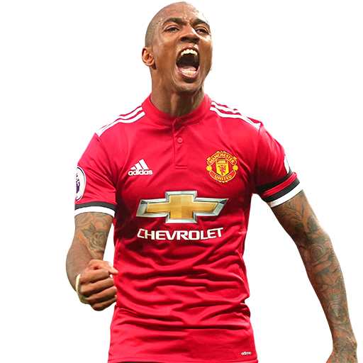 FIFA 18 Ashley Young Icon - 90 Rated