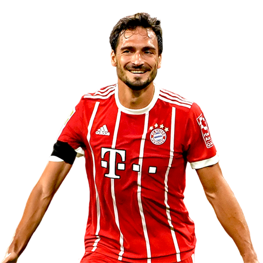 FIFA 18 Mats Hummels Icon - 95 Rated