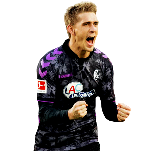 FIFA 18 Nils Petersen Icon - 94 Rated