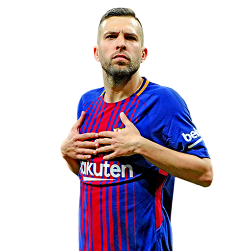 FIFA 18 Jordi Alba Icon - 93 Rated