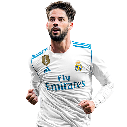 FIFA 18 Isco Icon - 94 Rated