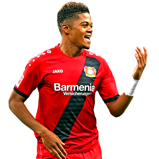FIFA 18 Leon Bailey Icon - 93 Rated