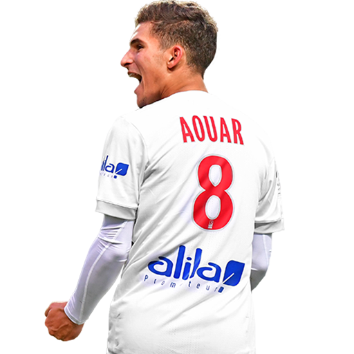 FIFA 18 Houssem Aouar Icon - 90 Rated