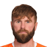 FIFA 18 Paddy McCourt Icon - 63 Rated