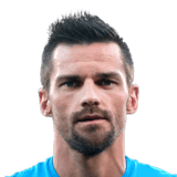 FIFA 18 Christian Maggio Icon - 75 Rated