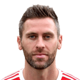 FIFA 18 Daryl Murphy Icon - 79 Rated
