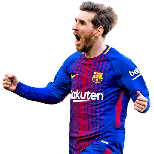 FIFA 18 Lionel Messi Icon - 98 Rated