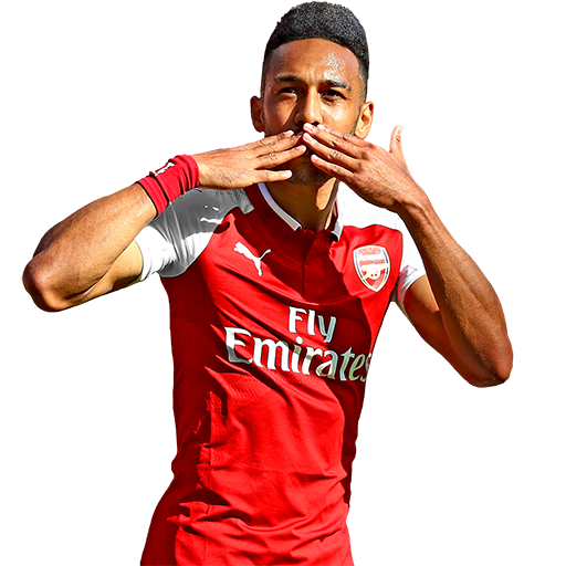 FIFA 18 Pierre-Emerick Aubameyang Icon - 91 Rated