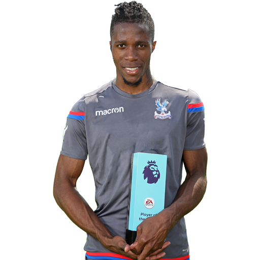FIFA 18 Wilfried Zaha Icon - 88 Rated