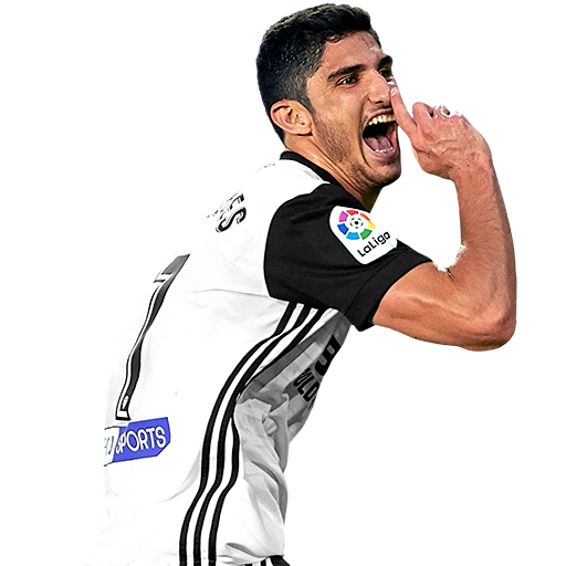 FIFA 18  Guedes Icon - 91 Rated