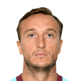 FIFA 18 Mark Noble Icon - 77 Rated