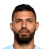FIFA 18 Aguero Icon - 94 Rated
