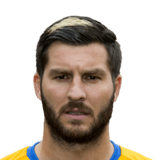 FIFA 18 Andre-Pierre Gignac Icon - 84 Rated