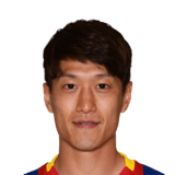 FIFA 18 Lee Chung Yong Icon - 72 Rated