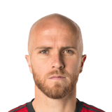 FIFA 18 Michael Bradley Icon - 78 Rated