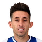 FIFA 18 Hector Herrera Icon - 79 Rated