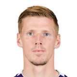FIFA 18 Andy Keogh Icon - 71 Rated