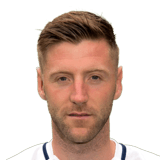 FIFA 18 Paul Gallagher Icon - 71 Rated