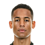 FIFA 18 Dennis Aogo Icon - 74 Rated