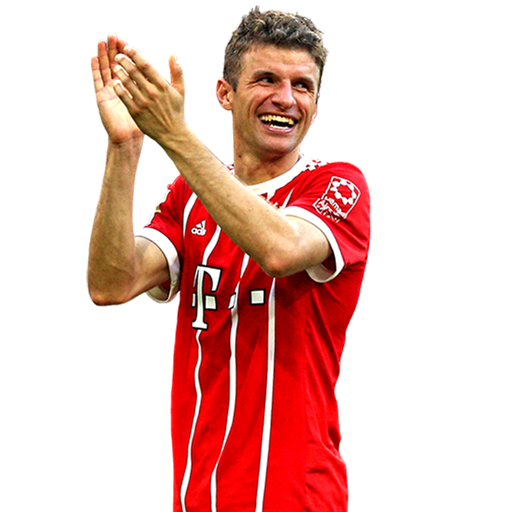 FIFA 18 Thomas Muller Icon - 95 Rated