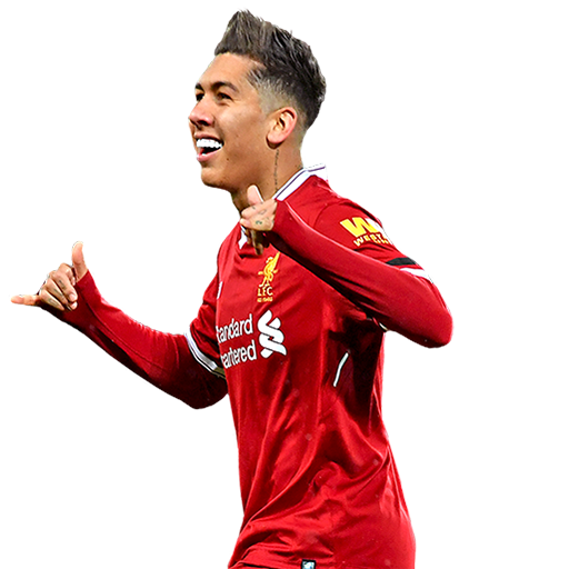 FIFA 18 Roberto Firmino Icon - 93 Rated