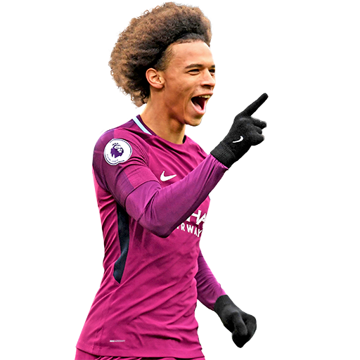 FIFA 18 Leroy Sane Icon - 93 Rated
