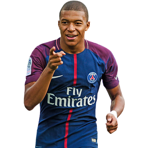 FIFA 18 Mbappe Icon - 93 Rated