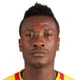 FIFA 18 Asamoah Gyan Icon - 87 Rated
