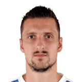 FIFA 18 Zdravko Kuzmanovic Icon - 74 Rated