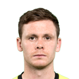 FIFA 18 Michael McGlinchey Icon - 66 Rated