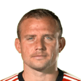 FIFA 18 Lee Cattermole Icon - 77 Rated