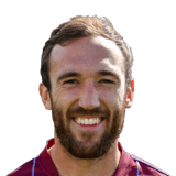 FIFA 18 Rory McArdle Icon - 65 Rated