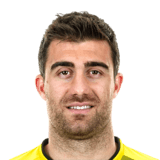 FIFA 18 Sokratis Icon - 86 Rated