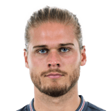 FIFA 18 Rurik Gislason Icon - 68 Rated