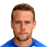 FIFA 18 Chris Gunter Icon - 71 Rated