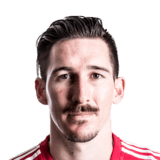 FIFA 18 Sacha Kljestan Icon - 75 Rated