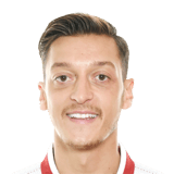FIFA 18 Mesut Ozil Icon - 88 Rated