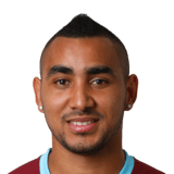 FIFA 18 Dimitri Payet Icon - 88 Rated