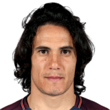 FIFA 18 Edinson Cavani Icon - 88 Rated